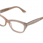 NUNZIA   c.641 – Pink blush with light rose and clear crystals
